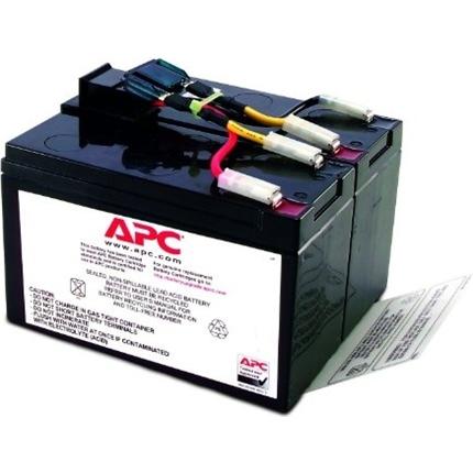 シュナイダーエレクトリック SMT500J/SMT750J 交換用バッテリキット APCRBC137J