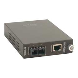 D-Link メディアコンバータ 1000BASE-T to 1000BASE-SX DMC-700SC