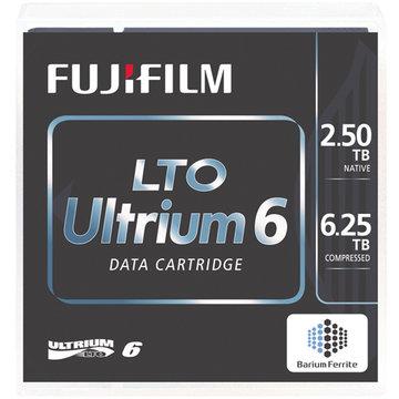 富士フイルム(メディア) LTO6カートリッジ 2.5/6.25TB 5巻パック LTO FB UL-6 2.5T JX5
