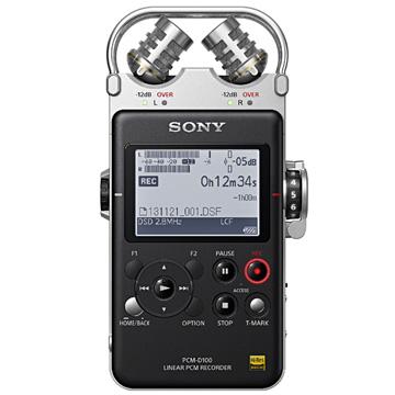 SONY リニアPCMレコーダー PCM-D100