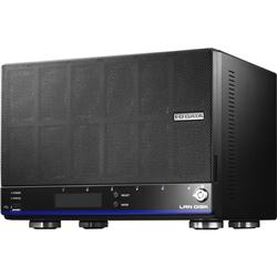 アイ・オー・データ機器 「WD Red」&「拡張ボリューム」採用6ドライブNAS 24TB HDL6-H24