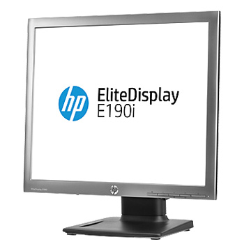 HP EliteDisplay 18.9インチIPSモニター E190i E4U30AA#ABJ