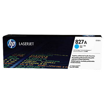 HP 827A シアン CF301A
