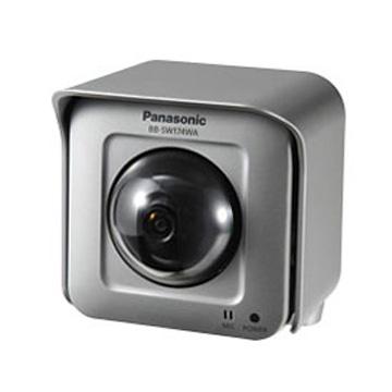 パナソニック HDネットワークカメラ(屋外・無線/有線LAN) BB-SW174WA