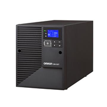 オムロン ソーシアルソリューションズ UPS ラインインタラクティブ/1KVA/900W/据置型 BN100T