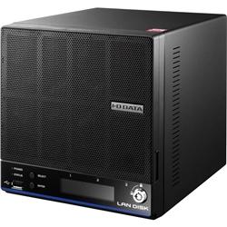 IODATA 「拡張ボリューム」採用 2ドライブビジネスNAS 4TB HDL2-H4