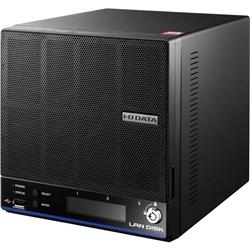IODATA ウイルス対策機能搭載2ドライブビジネスNAS 4TB 3年 HDL2-H4/TM3