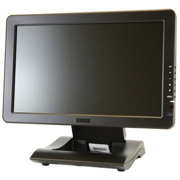 【エントリーでP10倍】 ADTECHNO HDCP対応10.1型タッチパネル液晶ディスプレイ LCD1012T