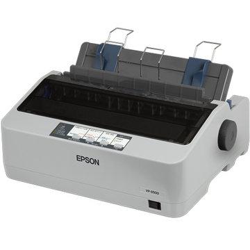 EPSON ドットインパクトプリンター/ラウンド型/80桁(8インチ) VP-D500