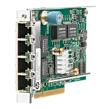 HP Ethernet 1Gb 4P 331FLR NIC 629135-B22