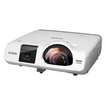 EPSON ビジネスプロジェクター/3400lm/WXGA/超短焦点 EB-536WT