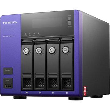 アイ・オー・データ機器 WSS2012R2 Std搭載 4ドライブNAS 4TB HDL-Z4WL4C2