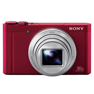 SONY デジタルカメラ Cyber-shot WX500 レッド DSC-WX500/R