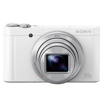 SONY デジタルカメラ Cyber-shot WX500 ホワイト DSC-WX500/W
