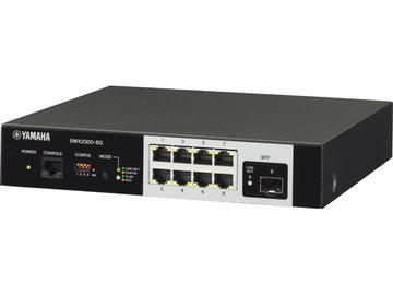 ヤマハ インテリジェントL2スイッチ 8ポート SWX2300-8G
