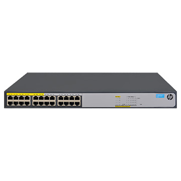HP HPE OfficeConnect 1420-24G-PoE+ Switch JH019A#ACF