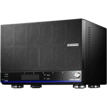 IODATA 「拡張ボリューム」採用 4ドライブビジネスNAS 16TB HDL4-H16EX