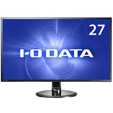 IODATA 広視野角ADSパネル採用&WQHD対応27型ワイド液晶ディスプレイ EX-LDQ271DB