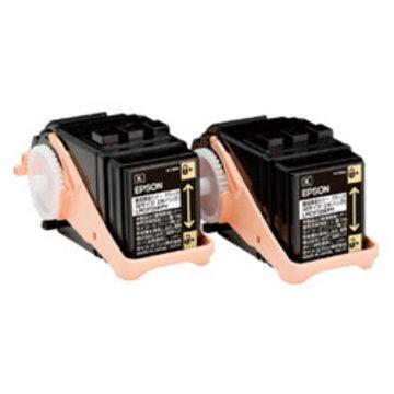 EPSON LP-S6160用 Vトナー/ブラック/Mサイズ×2 LPC3T35KPV