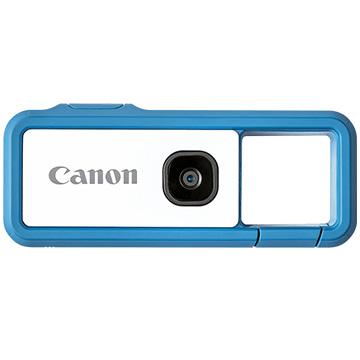 CANON デジタルカメラ iNSPiC REC FV-100 BLUE FV-100-BL