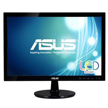 ASUS TeK 18.5型ワイド液晶ディスプレイ VS197DE