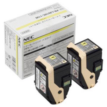 NEC トナーカートリッジ イエロー 2本セット PR-L9010C-11W