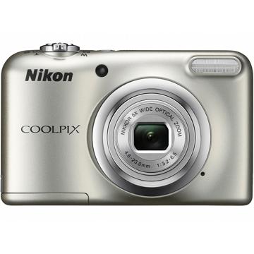 Nikon デジタルカメラ COOLPIX A10 シルバー COOLPIXA10SL