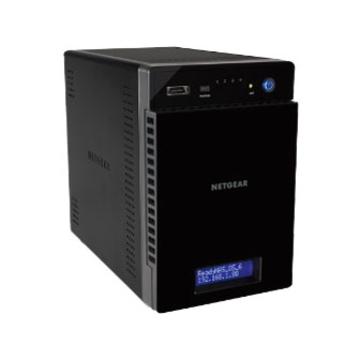 NETGEAR EC限定ReadyNAS214 4ベイディスクレス 個人 SOHO RN21400-100AJS
