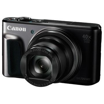 CANON デジタルカメラ PowerShot SX720 HS (ブラック) 1070C004