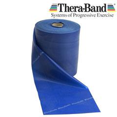 【筋トレ/ゴムバンド】セラバンド ブルー 50yards強度:エクストラヘビー