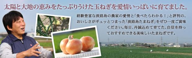 引田青果:淡路島のたまねぎ生産農家のお店です。