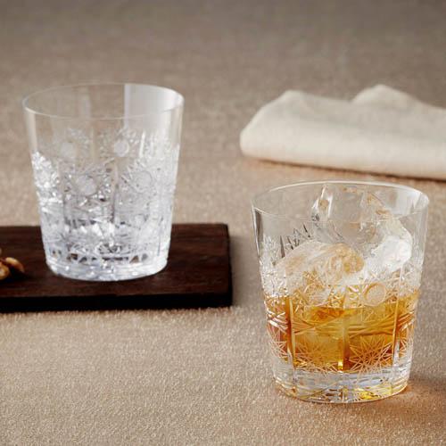 BOHEMIA GLASS (ボヘミアグラス) ラスカボヘミア ペアグラス ロックグラス 【ギフト 出産内祝 結婚内祝 結婚式引出物 法事引出物 香典返し お返し 各種内祝 景品】