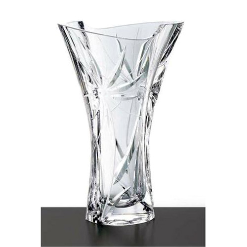 GLASS WORKS NARUMI (グラスワークスナルミ) ガイア 25cm花瓶 【ギフト 出産内祝 結婚内祝 結婚式引出物 快気祝 法事引出物 香典返し お返し 各種内祝 引出物 景品】