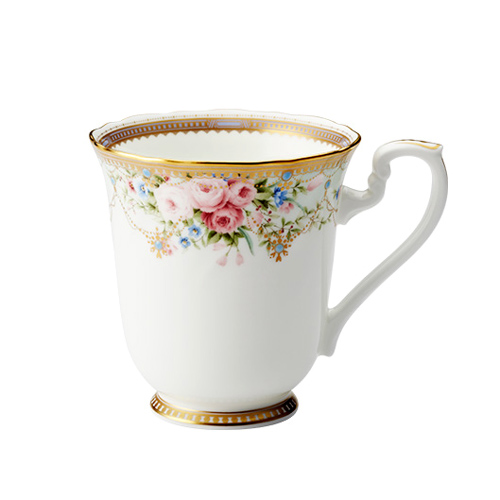 Noritake (ノリタケ) 日本製 アフロディーテ マグカップ 【ギフト 出産内祝 結婚内祝 快気祝 お返し 各種内祝 引出物】