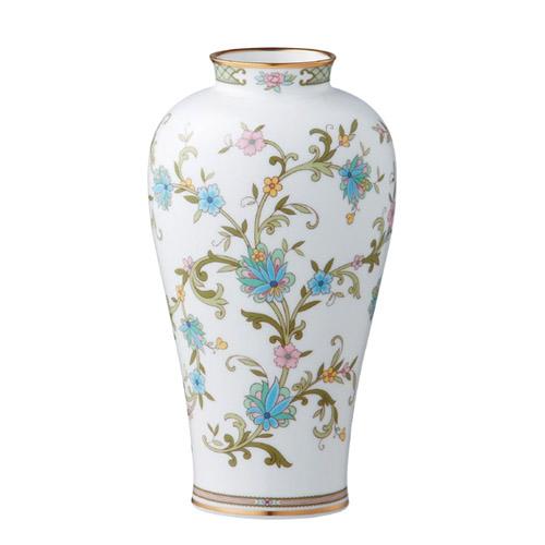 Noritake (ノリタケ) 日本製 ヨシノ 23cm花瓶 【ギフト 出産内祝 結婚内祝 結婚式引出物 快気祝 法事引出物 香典返し お返し 各種内祝 引出物 景品】