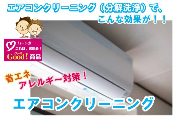 【エアコン洗浄】家庭用壁掛けエアコンクリーニング 高圧洗浄·室内機1台