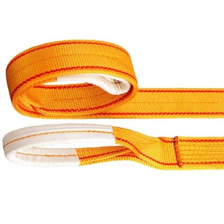 KHスリング(ベルトスリング)両端輪形 250mm巾 15M 1本引越用品/引越資材/緩衝材/梱包用品/梱包資材/養生用品/業務用