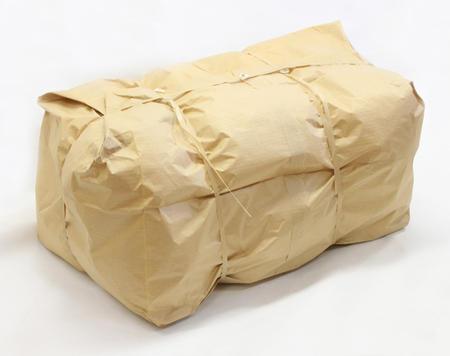 布団袋(紙)バンドあり 100枚入り 引越用【送料無料】引越用品/引越し資材/梱包用品/梱包資材/養生用品/包装資材