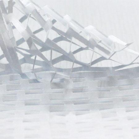 クッションペーパー カラー スノー 2000枚セット包装資材/引越用品/引越資材/梱包用品/梱包資材/養生用品/ハニーペーパー