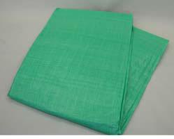 グリーンシート(緑)カット 中薄(#2000) 3.6x5.4m 10枚入り引越用品/引越し資材/梱包用品/梱包資材/養生用品/業務用