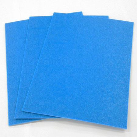 ブルベニ 厚さ3mm 900×1800mm 5枚セットブルーボード/あおべに/アオベニ/アオベニヤ/あおべにや/養生くん/ベストボード/引越用品/引越資材/梱包用品/梱包資材/養生用品