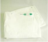 IM白防炎シート 3.6×3.6m 5枚セット引越用品/引越し資材/梱包用品/梱包資材/養生用品/業務用