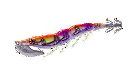 决斗 EZ-Q 投重极光 3.5 号决斗 EZ-Q 铸重极光 3.5 号渔船捕鱼跳汰机咸水猛 ティップラン 船怂恿椭圆形鱿鱼 sepioteuthis lessoniana 墨鱼 tutuska