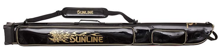 赛直杆案件 155 SFB 0454 (155 厘米) 杆颜色: 黑色赛直拉杆箱 155 SFB0454 渔具钓鱼存储杆案例首长持有杆袋杆把 ISO