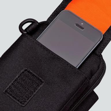 美国长青国际 E.G.多门廊渔具捕鱼储物袋袋特色的常绿 EG 多门廊存储数码相机智能手机堤钓鱼护腕