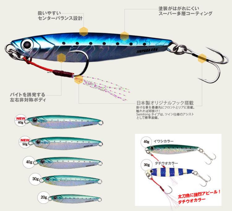 hikoboshi fishing rakuten global market major craft jig para