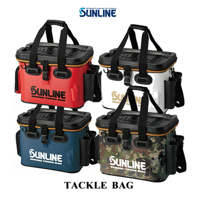 Sun Ra In Tackle Bag Sfb 0633 Sunline Sfb0633 Mail Order Fishing Storing Rod Holder Surf