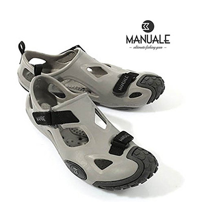 a64e6ae2e08eb マヌアーレオールテレインサンダルカラー  All gray weather type MANUALE ALL Terrain SANDAL mail  order fishing tackle fishing sandals shoes off shore land っ ...