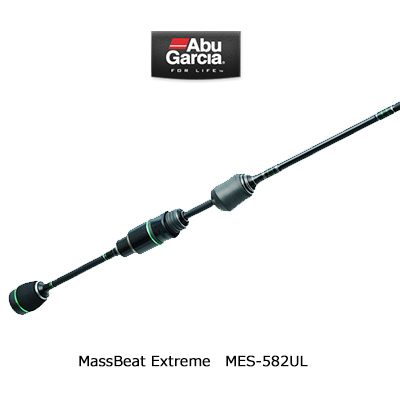 1358382 Abu Garcia mass beat extreme MES-582UL AbuGarcia MassBeat Extreme MES-582UL fishing equipment fishing rod Rod lures management fishing tube fishing trout trout trout spoon crank Minnow