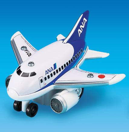 職人手作りの日本製のブリキのおもちゃ ミニプルバック 人気海外一番 ANA 787飛行機 全日空 おもちゃ 空港 オンラインショップ ブリキのおもちゃ お土産日本製 ブリキ